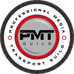 Professional Media Transport Guild Logo