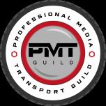 Professional Media Transport Guild Logo